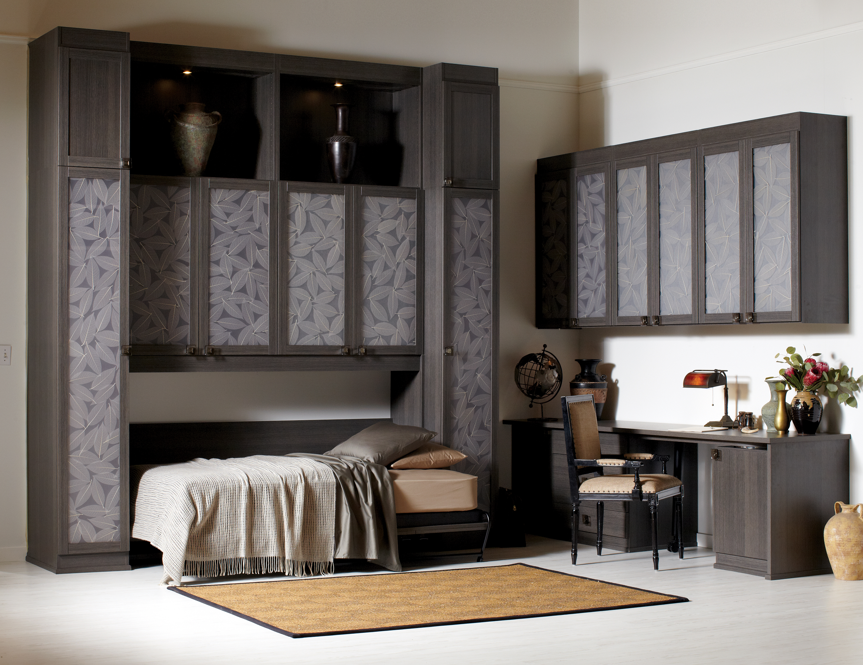 California Closets Monterey   Space Saving Solutions With Custom Cabinets