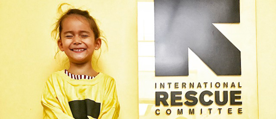Special Project: Storage Solutions for the International Rescue Committee