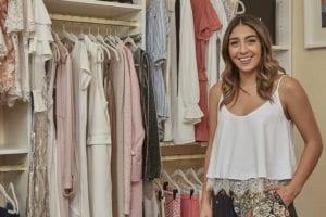 El vestidor perfecto para una joven bloguera de la moda