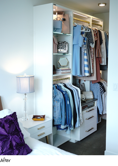 California Closets Client Story Becky Kung Velvet Vino Final Closet