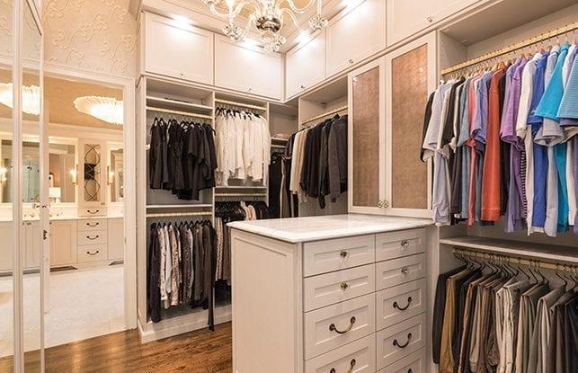 Saying Goodbye to a Cramped Closet