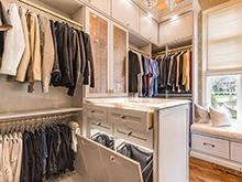 California Closets Chad Pruett Client Story Full Closet