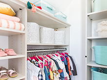 Emily Henderson's Closets Client Story