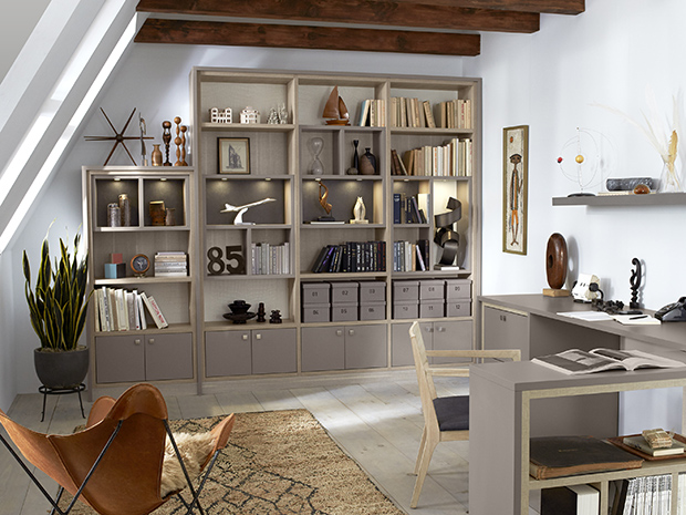 California Closets Ft. Myers-Naples- Home Office System