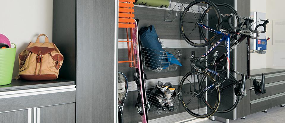 California Closets Boulder/ TRANSFORM YOUR GARAGE WITH CUSTOM GARAGE  CABINETS