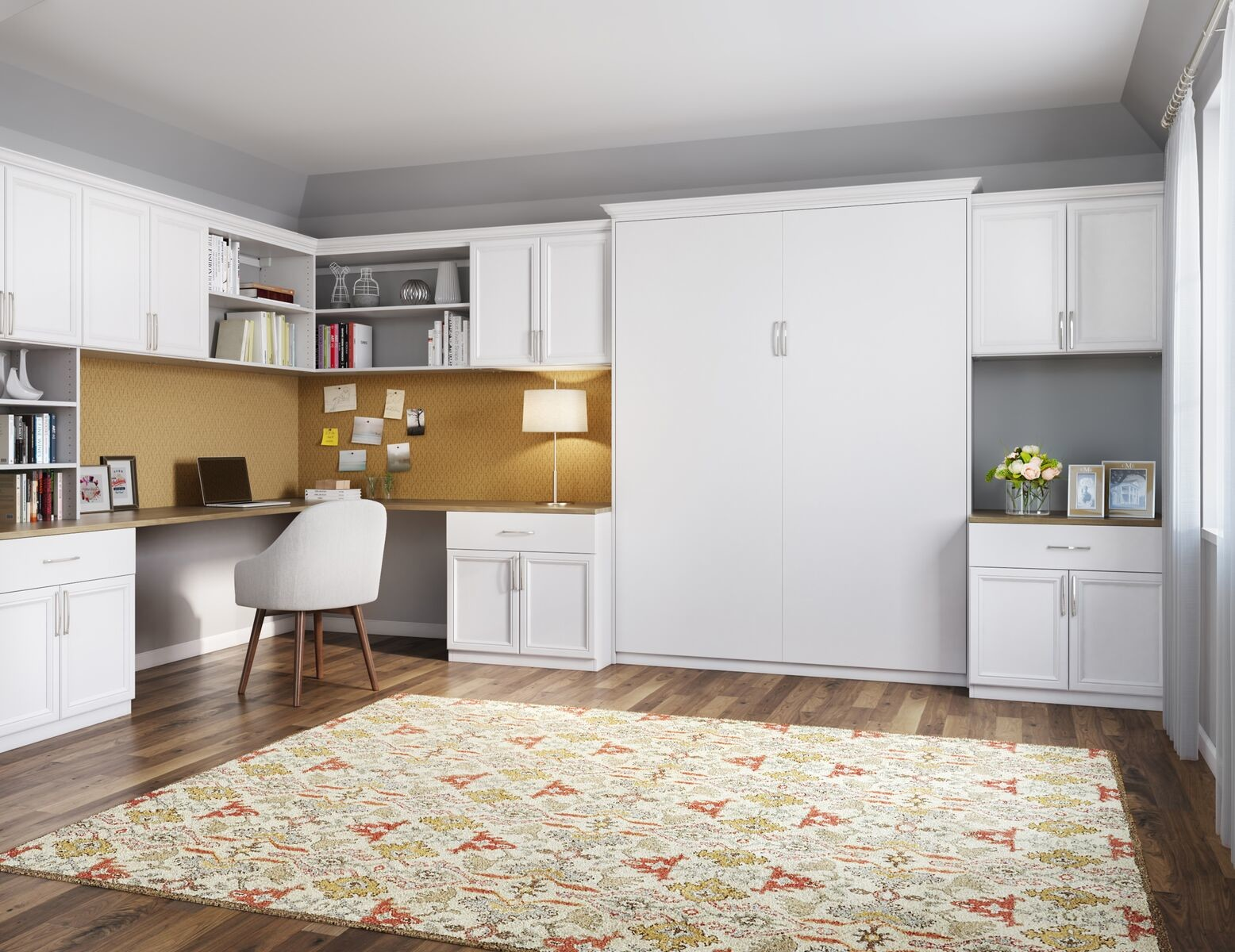 California Closets Stockton - Top 5 Reasons to Invest in a Murphy Bed