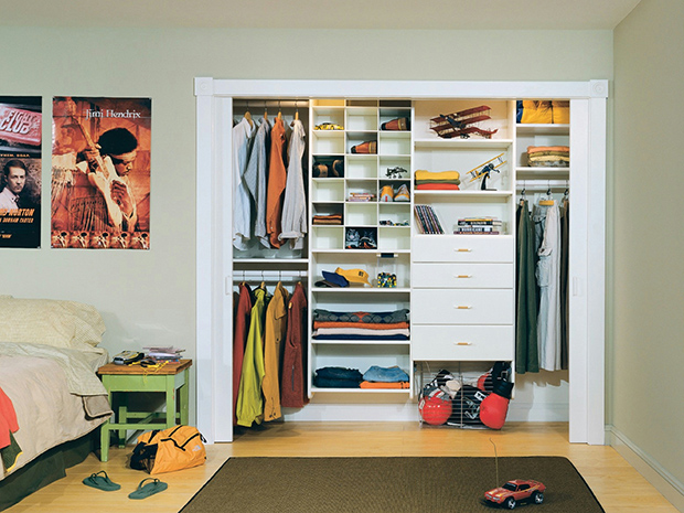 Ideas For Designing A Safe And Fashionable Kids Closet