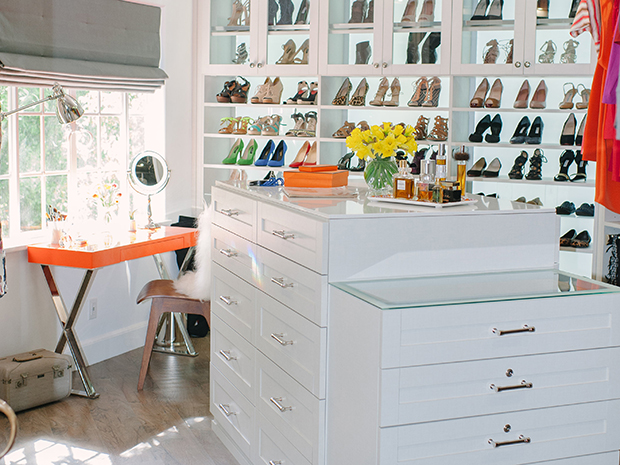 California Closets Orange County Walk In Closet Custom Island
