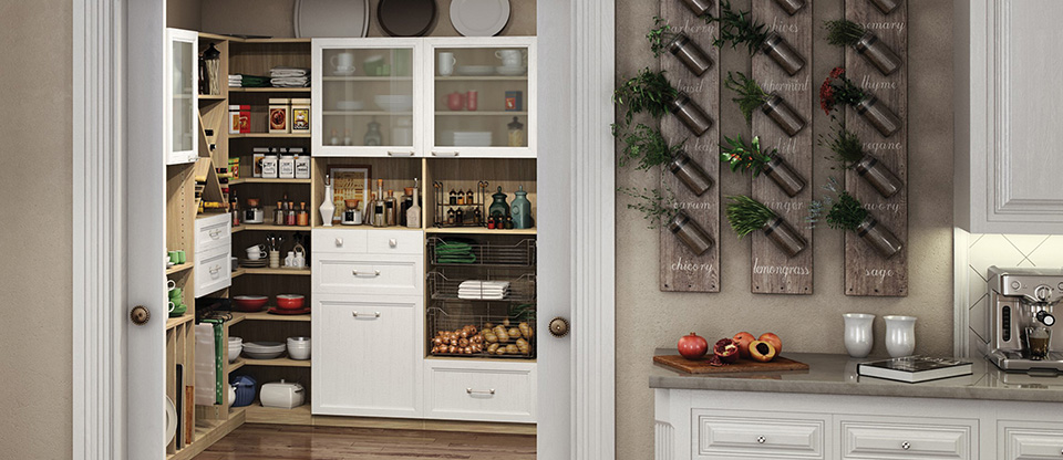 California Closets Columbia - Create Your Dream Kitchen with Functional Storage Options