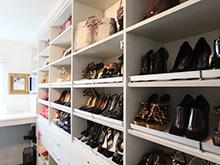 Local Client Story Jenna Markham Shoe Rack Close Up
