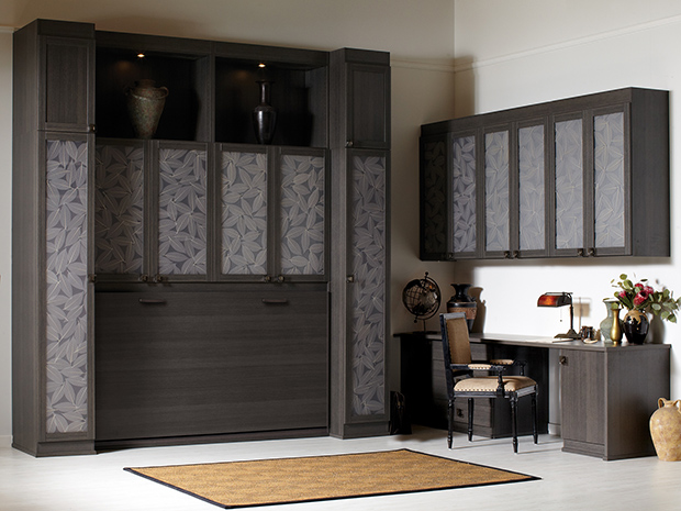California Closets Louisville - Murphy Bed and Office System