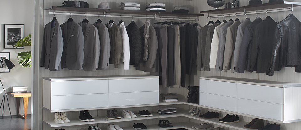California Closets Greater Harrisburg - Tired of Rummaging Through Your Closet