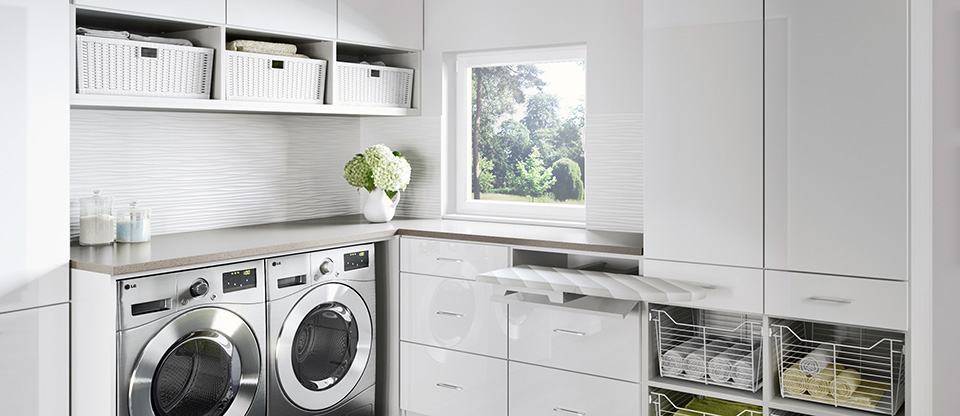 5 Storage Ideas for Your Laundry Room California Closets Indiana