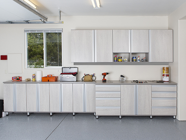 CALIFORNIA CLOSETS RALEIGH U2013 STORAGE SOLUTIONS TO MAXIMIZE SPACE IN YOUR  GARAGE