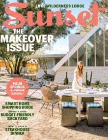 California Closets Featured in Sunset Magazine's Smart Cottage