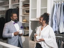 Damon and Wendy Commercial Client Story California Closets Atlanta