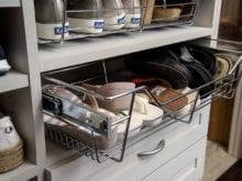 Melissa Maeker Commercial Client Story California Closets Baton Rouge Wire Shoe Basket
