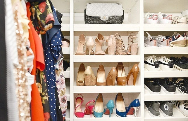 A Closet Upgrade for Busy Mom, Author, and Blogger Leslie Bruce