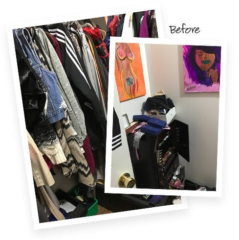 Cynthia Newman Client Story - California Closets Indianapolis, 2018