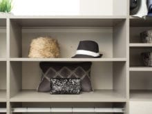 Jodie Parr Client Story Deep Shelving for Large Item Storage