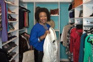 Self-Care Takes Shape in the Form of a Closet: Cynthia's Story