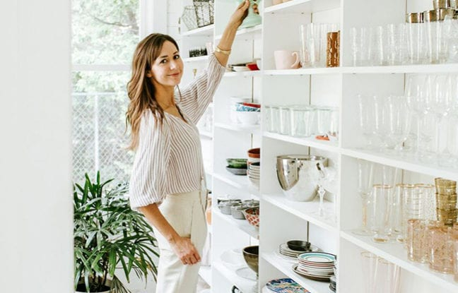 Styling Bliss for Author and Lifestyle Blogger Camille Styles