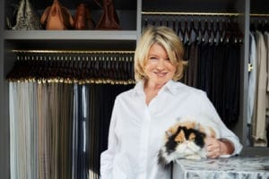 A Remarkable Room Transformation for Martha Stewart