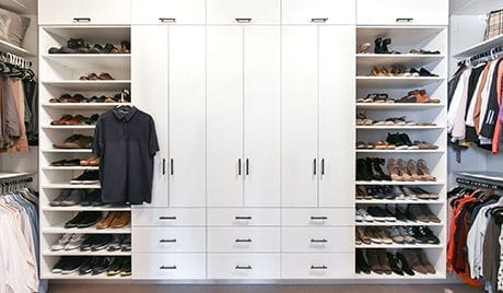 Local Client Story- LaVall and Destinee Jordan, California Closets Indianapolis