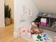 Jeanna Chan Toy Storage Area and Play Area for Kids