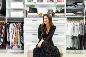 A Dream Hers & His Closet for Stylist and On-Camera Contributor, Jamie Krell