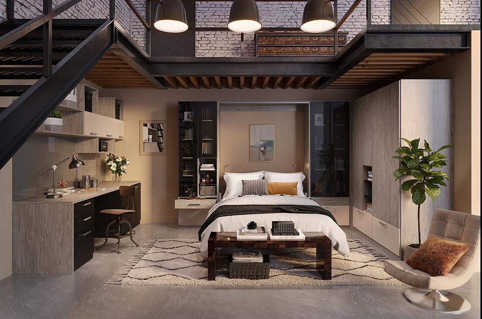 Murphy Bed Designs Wall Bed Ideas California Closets