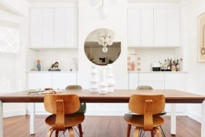 A Reimagined Dining Room for <i>Lonny</i> magazine's Editorial Director Angela Tafoya