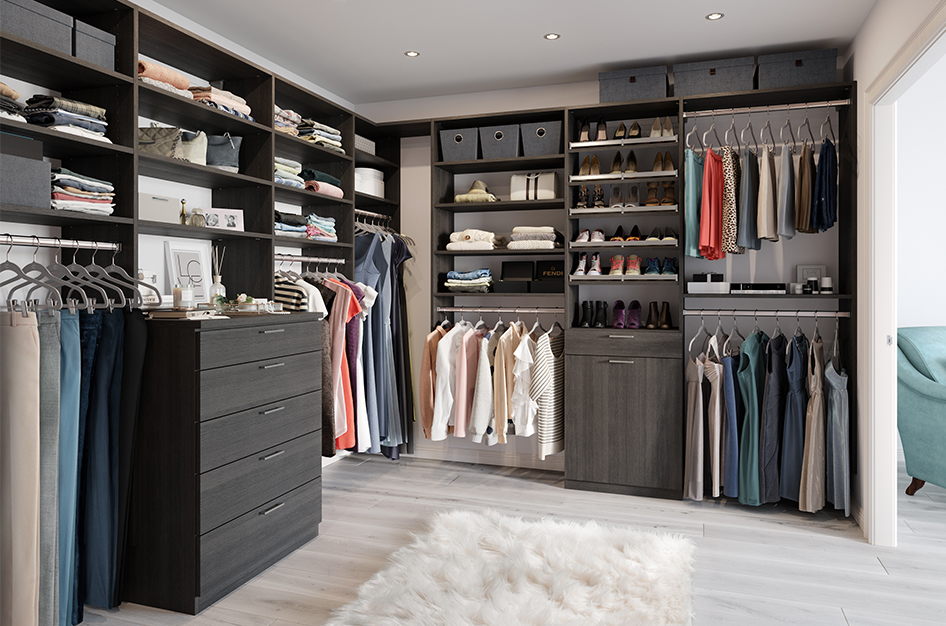 Walk In Closet Systems Walk In Closet Design Ideas California Closets