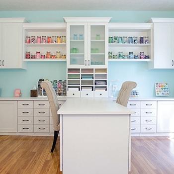 Craft Room - California Closets