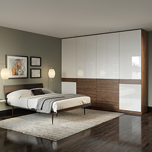 Bedroom Closet Organization Storage Solutions California Closets