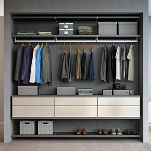 Bedroom Closet Organization & Storage Solutions | California ...