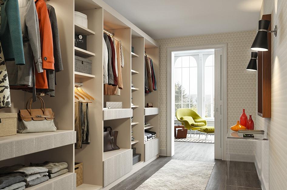 Hallway Closet | California Closets