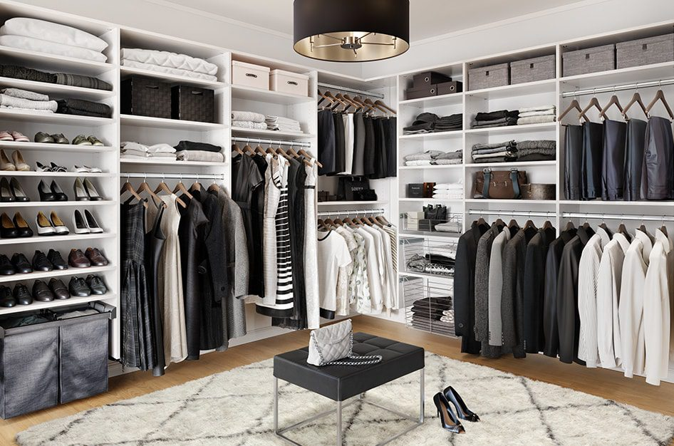 Hamlin Walkin | California Closets