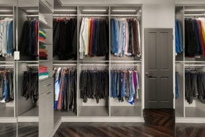 A Custom Closet Fit for Fashion Stylist Brad Goreski