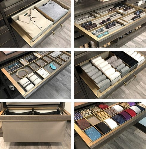 Paxton Everstyle Drawers | California Closets