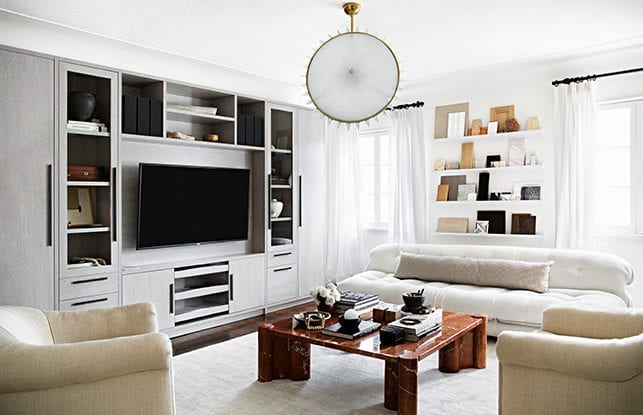 Organized in High Style for Interior Designer Jeremiah Brent