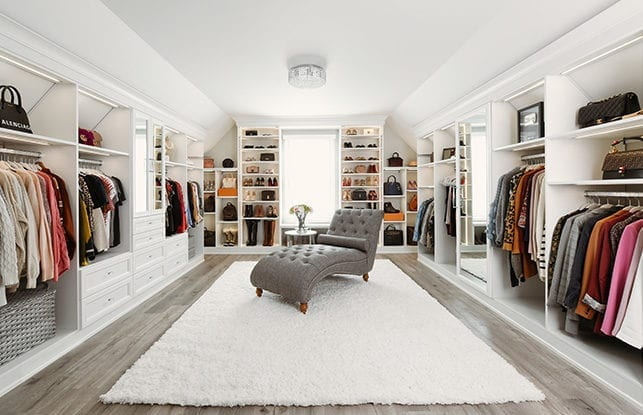 A Single Space with Serious Function for Fashion Vlogger Shea Whitney