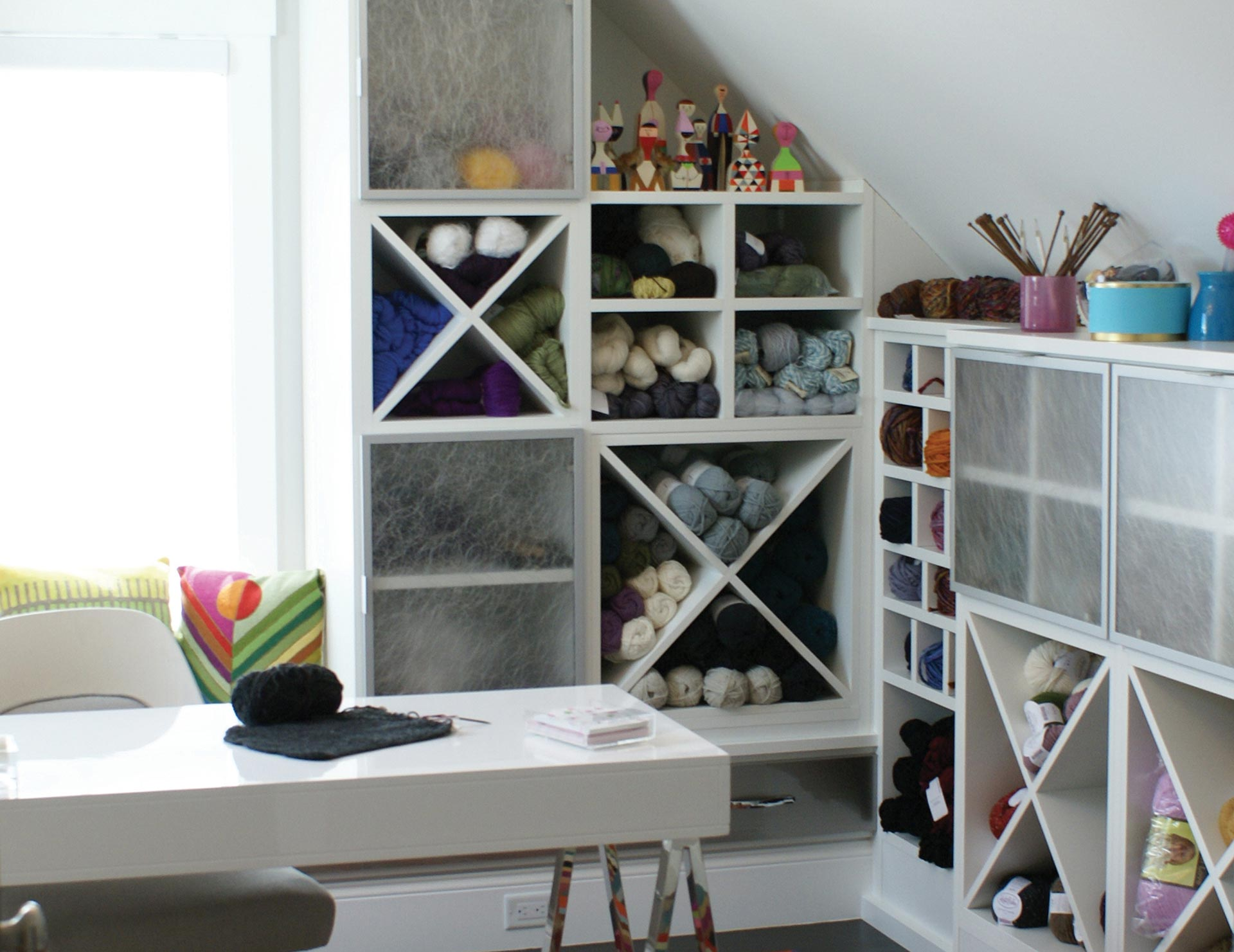 Craft Room Storage Ideas Organization Systems California Closets