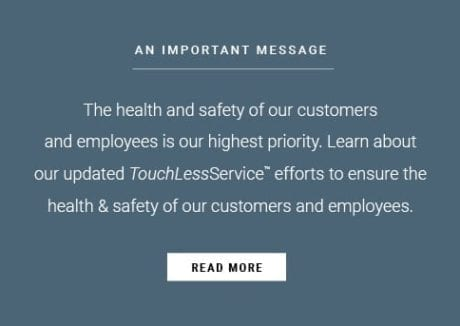 Touchless Service